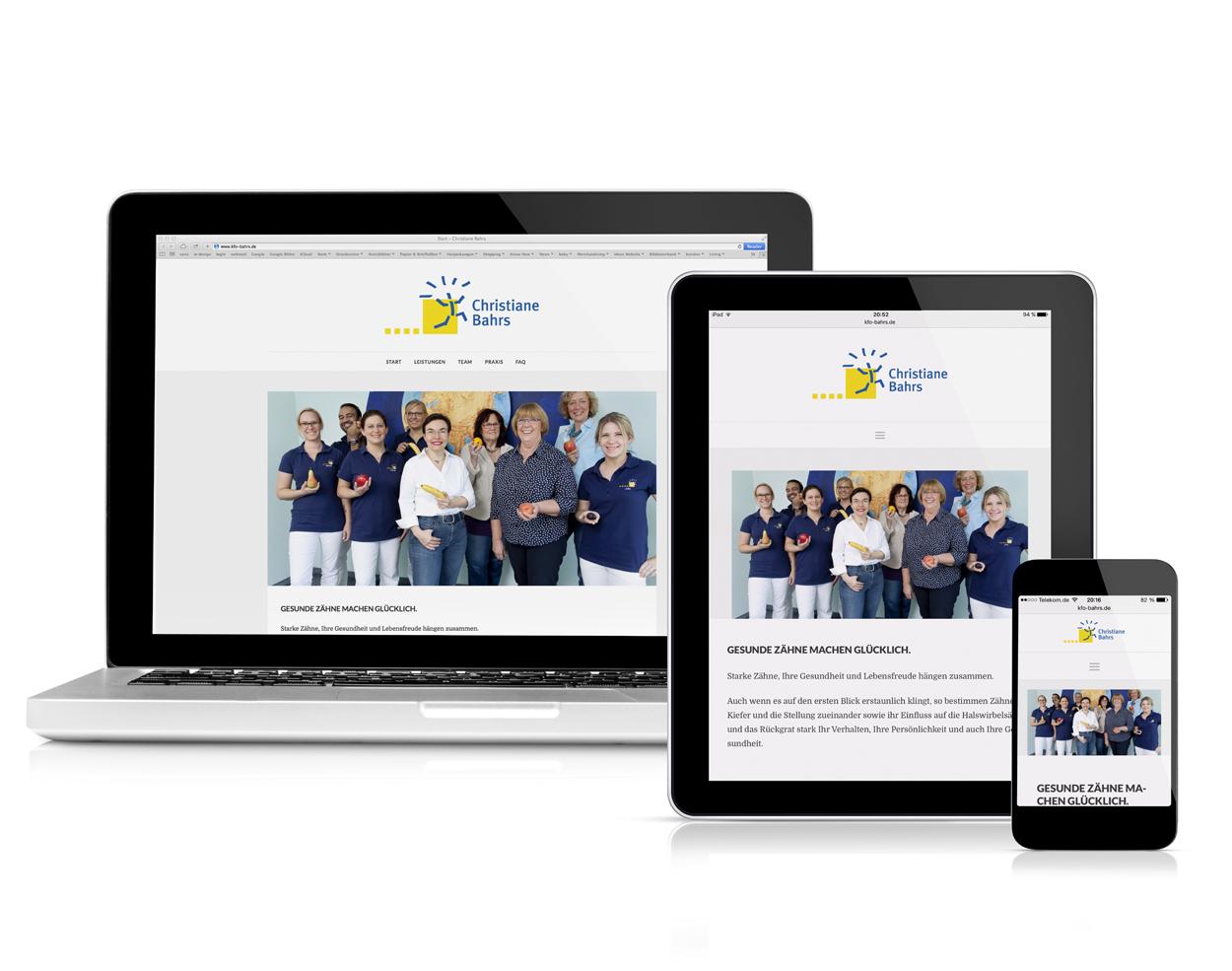 praxismarketing muelheim zahnarzt BCvision marketing & communication